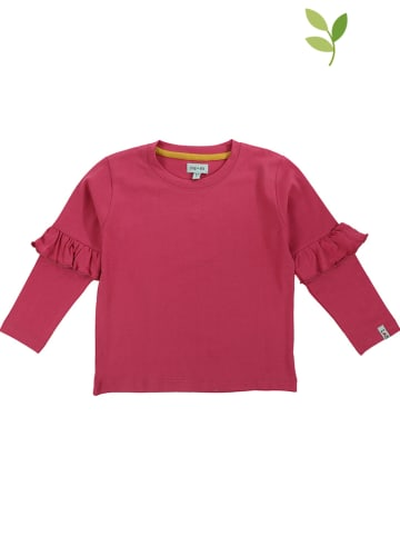 Lilly and Sid Longsleeve roze