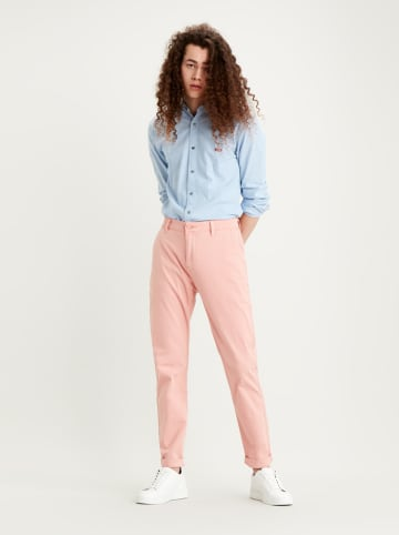 Levi´s Spodnie w kolorze jasnoróżowym