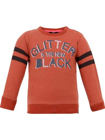 Beebielove Sweatshirt roodbruin