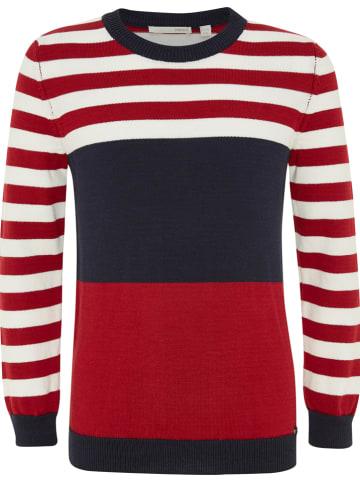 Mexx Sweter w kolorze czerwonym