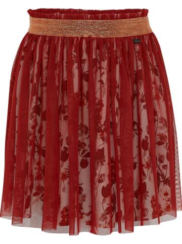 Mexx Spódnica w kolorze czerwonym