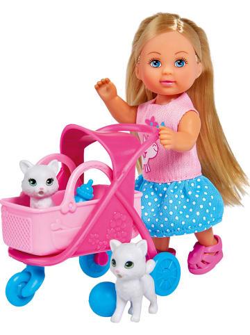 """Simba Pop """"Evi - Cat Buggy"""" met accessoires - vanaf 3 jaar"""