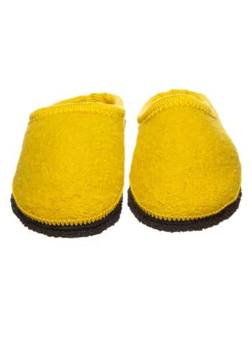 Lamino Pantoffels geel