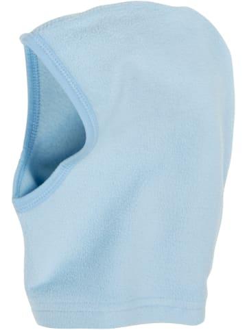 Playshoes Kominiarka polarowa w kolorze błękitnym