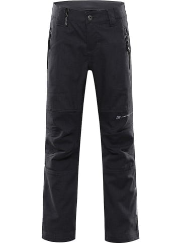 """Alpine Pro Spodnie softshellowe """"Pantaleo"""" w kolorze czarnym"""