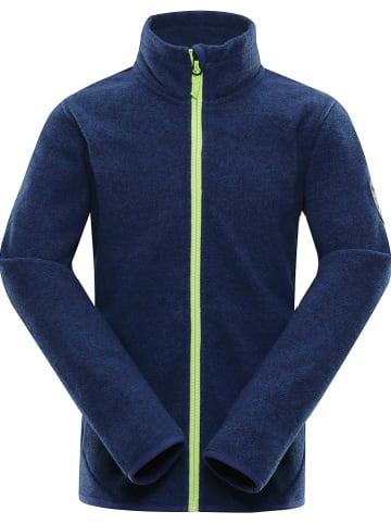 "Alpine Pro Fleece vest ""Hobo"" donkerblauw"