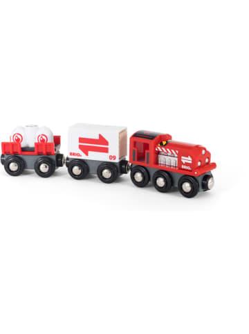 Brio Pociąg towarowy z ładunkiem - 3+