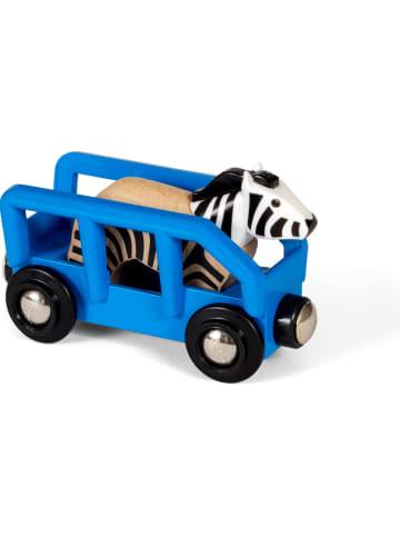 Brio Wagon z zebrą - 3+