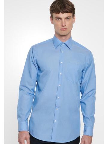 Seidensticker Koszula - Regular fit - w kolorze niebieskim