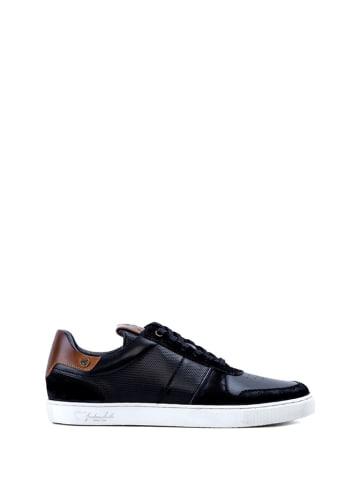 Goodwin Smith Skórzane sneakersy w kolorze czarnym