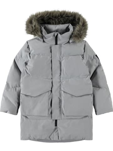 "Name it Winterjacke ""Maro"" in Grau"