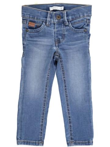 Name it Spijkerbroek - skinny fit - blauw