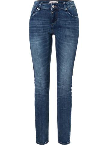 "Timezone Jeans ""Silva"" - Slim fit - in Blau"