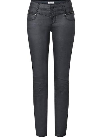 """Timezone Jeans """"Sade"""" - Slim fit - in Schwarz"""