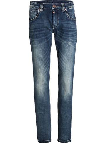 """Timezone Jeans """"Eduardo"""" - Slim fit - in Dunkelblau"""