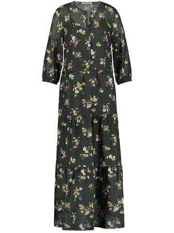 Gerry Weber Sukienka w kolorze ciemnozielonym