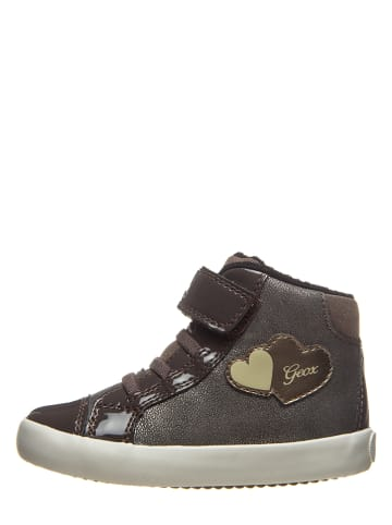 """Geox Sneakers """"Gisli"""" in Braun"""