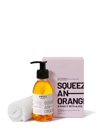 """VEOLI BOTANICA Massaggeöl 2in1 """"Squeeze An Orange"""", 132,7 g"""