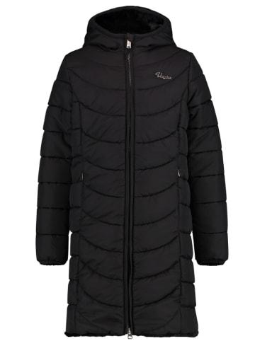 Vingino Dwustronny płaszcz zimowy w kolorze czarnym