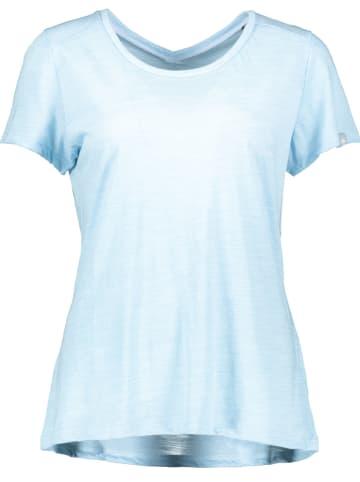 """Mammut Functioneel shirt """"Alvra"""" lichtblauw"""