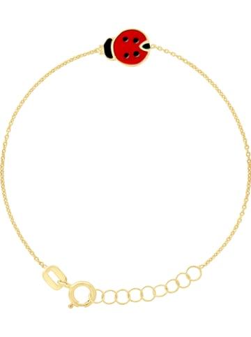 Kidwell Gold-Armkette mit Schmuckelement