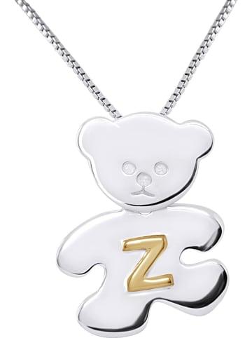 "Kidwell Zilveren hanger ""Letter Z"""