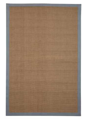 "Native Home & Lifestyle Jute tapijt ""Chelsea"" lichtbruin/grijs"
