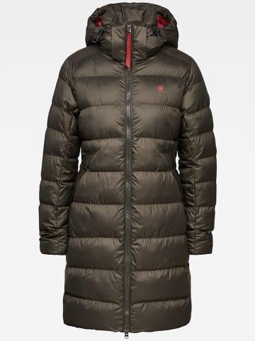 """G-Star Płaszcz zimowy """"Whistler"""" w kolorze khaki"""