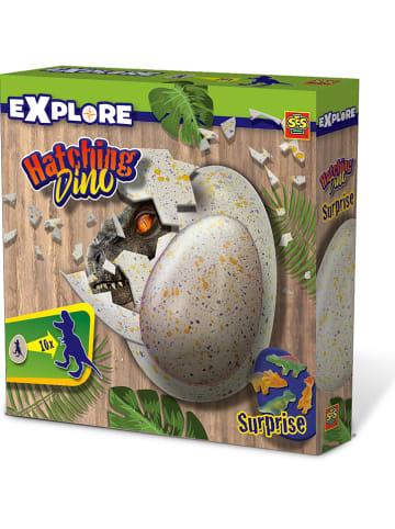 SES Wykluwający się dinozaur - 4+ (produkt niespodzianka)