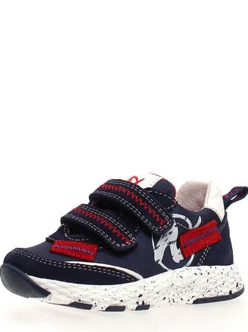 """Naturino Sneakers """"Delf"""" donkerblauw"""