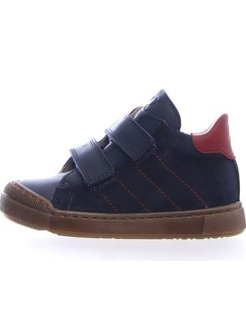 """Naturino Leren sneakers """"Eist"""" donkerblauw"""