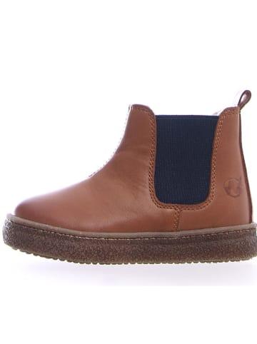 "Naturino Leder-Chelsea-Boots ""Filus"" in Braun"