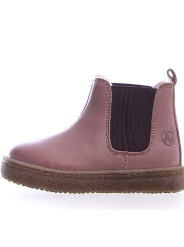 "Naturino Leder-Chelsea-Boots ""Filus"" in Rosa"