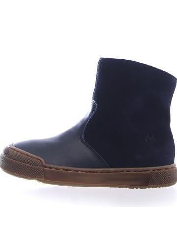 """Naturino Leren boots """"Eco"""" donkerblauw"""