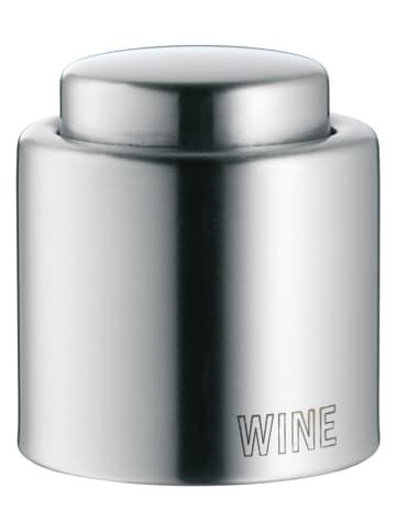 "WMF Korek do wina ""Cleaver & More"" w kolorze srebrnym - (W)4,7 cm"