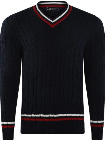GIORGIO DI MARE Sweter w kolorze czarnym