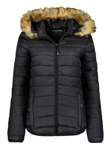 "Canadian Peak Winterjas ""Atocha"" zwart"