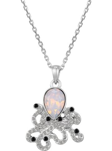 METROPOLITAN Halskette mit Swarovski Kristallen - (L)40 cm