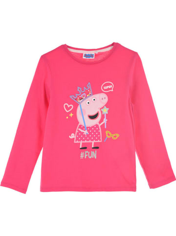 "Peppa Pig Longsleeve ""Peppa Pig"" roze"