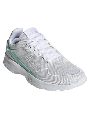 "Adidas Hardloopschoenen ""Nebzed"" wit"