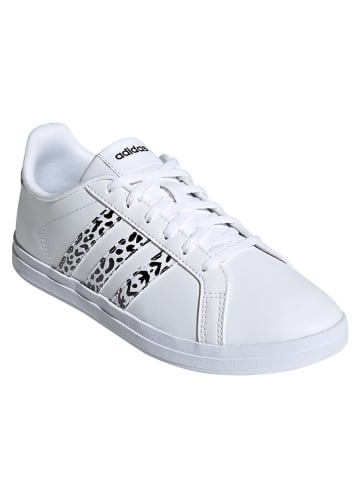 """Adidas Sneakers """"Courtpoint X"""" in Weiß"""
