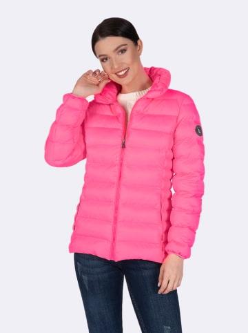 GIORGIO DI MARE Winterjacke in Pink