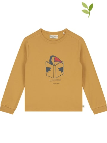 Smitten Organic Koszulka w kolorze żółtym
