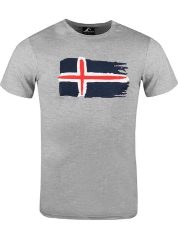 "Westfjord Shirt ""Hekla"" grijs"