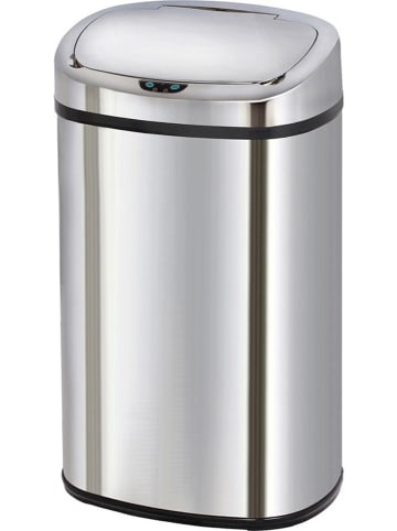 "Kitchen Move Edelstahl-Sensor-Mülleimer ""Majestic"" - 58 l"