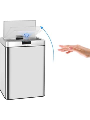 "Kitchen Move Edelstahl-Sensor-Mülleimer ""Daytona"" - 60 l"