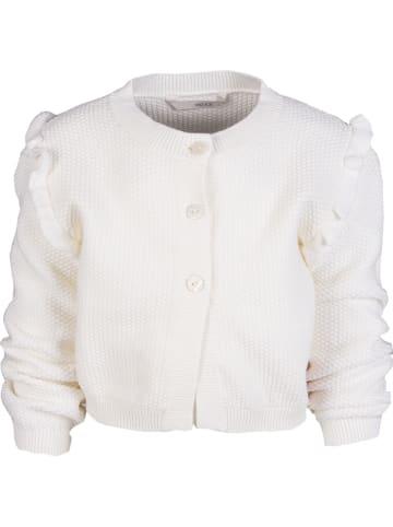 Mexx Kardigan w kolorze białym