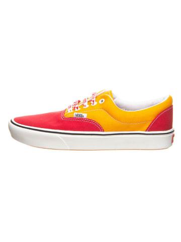 """Vans Sneakers """"Comfy Cush Era"""" oranje/rood"""