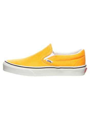 "Vans Slipper ""Classic Slip-On"" in Orange"