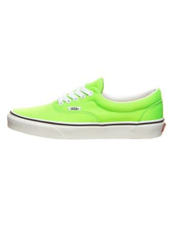 """Vans Sneakers """"Era"""" neongroen"""